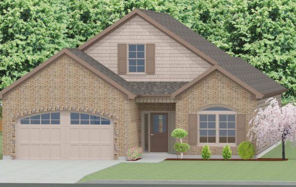 Raleigh 2 House Plan