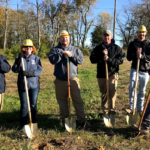 Breaking Ground Ceremony 2018.