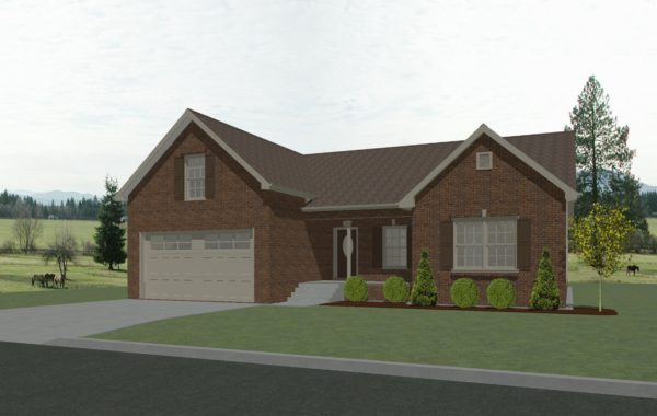 Clayton 2 House Plan